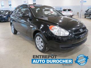 2011 Hyundai Accent HATCHBACK/ ÉCONOMIQUE