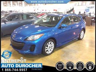 Mazda Mazda3 GS-SKY TOUT ÉQUIPÉ SIÈGES CHAUFFANTS 2013