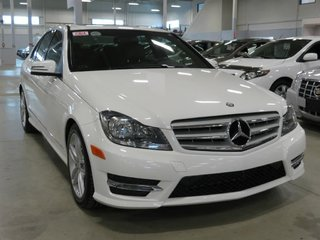 2013 Mercedes-Benz C300 C300/AWD/TOIT OUVRANT