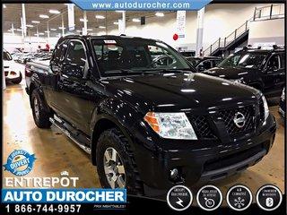 2011 Nissan Frontier PRO X4 AUTOMATIQUE TOUT ÉQUIPÉ KINGCAB