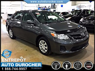 2012 Toyota Corolla AUTOMATIQUE BAS KILOMÉTRAGE FINANCEMENT DISPONIBLE