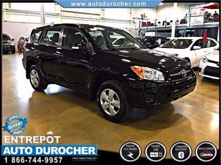 Toyota RAV4 AUTOMATIQUE TOUT ÉQUIPÉ 2012