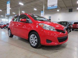2012 Toyota Yaris AUTOMATIQUE/ÉCONOMIQUE