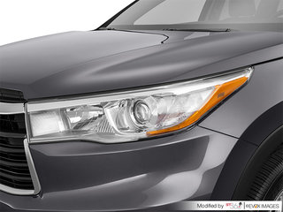 Toyota Highlander Hybrid LIMITED 2015