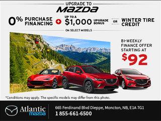 Mazda's Monthly Sales Event!