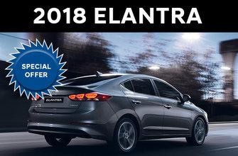 2018 Elantra GL