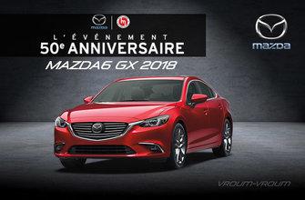 Mazda6 GX 2018