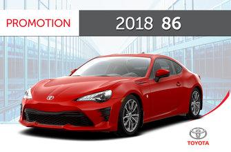 2018<br>Toyota 86