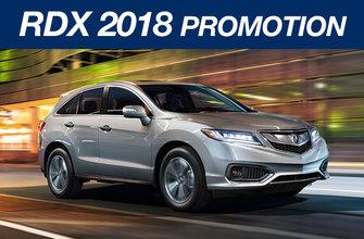 Promotion RDX  2018