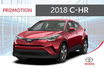 Toyota 2018<br>C-HR XLE Premium