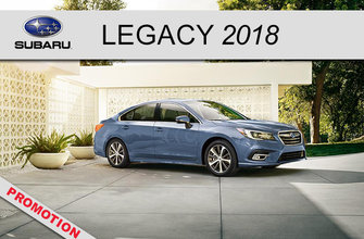 Promotion Legacy 2018