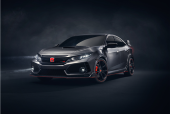 The 2017 Honda Civic Type R is coming, and fast!