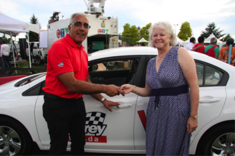 IT'S A CANADA DAY GIVEAWAY - WIN A NEW 2015 HONDA CIVIC LX!