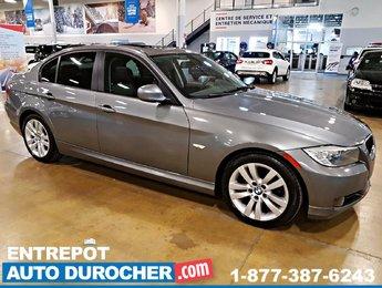 3 Series 2011 BMW 323i AUTOMATIQUE, AIR CLIMATISÉ, SIÈGES EN CUIR