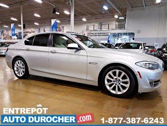 BMW 5 Series 528i xDrive - AUTOMATIQUE - TOUT ÉQUIPÉ 2013