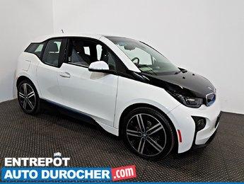 2014 BMW I3 ÉLECTRIQUE - NAVIGATION Automatique - A/C