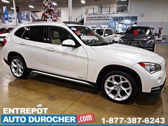 2015 BMW XDrive28i AWD NAVIGATION, TOIT OUVRANT, CUIR X1