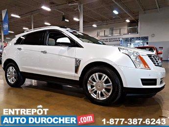 2013 Cadillac SRX LUXURY - SRX - AWD - AUTOMATIQUE - CUIR