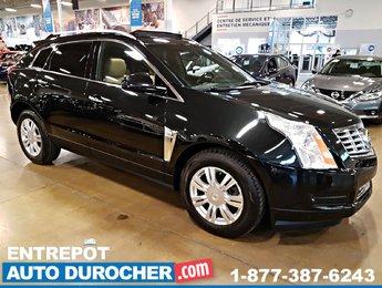 2014 Cadillac SRX Luxury AWD - NAVIGATION - TOIT OUVRANT - CUIR -