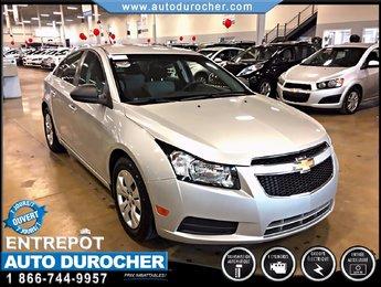 2012 Chevrolet Cruze LS AUTOMATIQUE FINANCEMENT DISPONIBLE