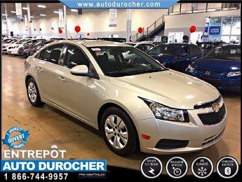 Chevrolet Cruze LT TURBO AUTOMATIQUE TOUT ÉQUIPÉ 2013