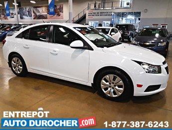 2013 Chevrolet Cruze LT Turbo - Automatique - AIR CLIMATISÉ - Bluetooth