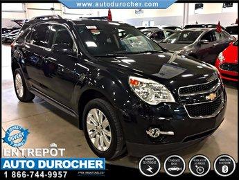 Chevrolet Equinox 2LT AUTOMATIQUE TOUT ÉQUIPÉ BLUETOOTH CAMÉRA RECUL 2011