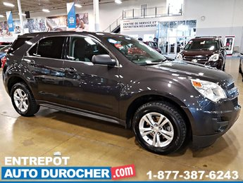 2013 Chevrolet Equinox LS - AUTOMATIQUE - AIR CLIMATISÉ