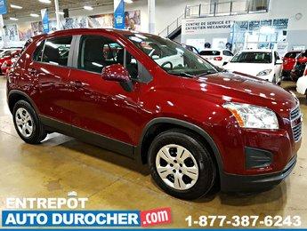 2013 Chevrolet Trax LS AUTOMATIQUE, AIR CLIMATISÉ, GROUPE ÉLECTRIQUE