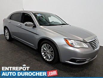 2013 Chrysler 200 Limited TOIT OUVRANT - Automatique - A/C - Cuir