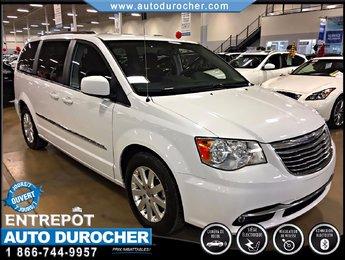 Chrysler Town & Country Touring AUTOMATIQUE TOUT ÉQUIPÉ BLUETOOTH CAMÉRA 2016