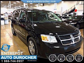 2010 Dodge Grand Caravan SXT AUTOMATIQUE TOUT ÉQUIPÉ JANTES AIR CLIMATISÉ
