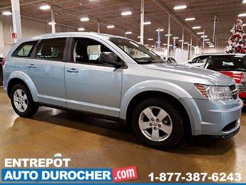 Dodge Journey CANADA VALUE, AUTOMATIQUE, AIR CLIMATISÉ, JANTES 2013