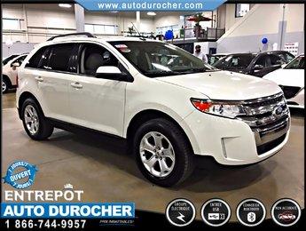Ford Edge SYSTEME DE NAVIGATION CAMERA DE RECUL BLUETOOTH 2013