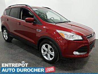 2015 Ford Escape SE 4X4 Automatique - AIR CLIMATISÉ -