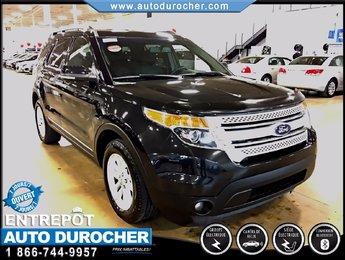 Ford Explorer XLT AUTOMATIQUE TOUT ÉQUIPÉ AWD 7 PASSAGERS 2014
