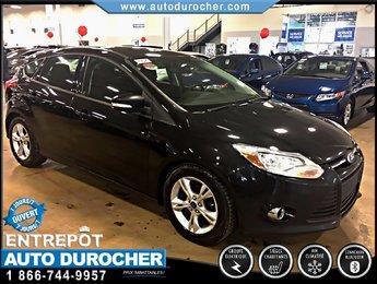 2013 Ford Focus SE TOUT ÉQUIPÉ JANTES BLUETOOTH HATCHBACK