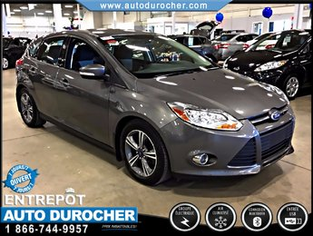 2014 Ford Focus SE AUTOMATIQUE TOUT ÉQUIPÉ SYNC BLUETOOTH