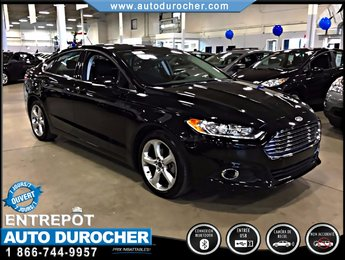 Ford Fusion SE AUTOMATIQUE TOUT ÉQUIPÉ JANTES CAMERA DE RECUL 2016