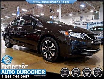 Honda Civic Sdn EX - AUTOMATIQUE - AIR CLIMATISÉ - TOIT OUVRANT 2013