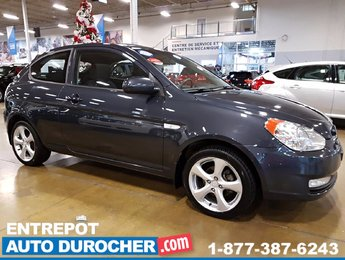 Hyundai Accent AUTOMATIQUE - TOIT OUVRANT - JANTES 2011