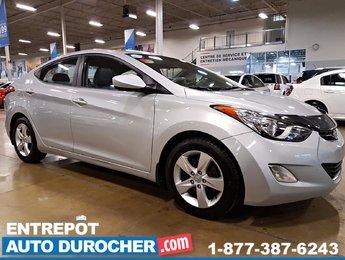 2011 Hyundai Elantra GLS Automatique - TOIT OUVRANT - AIR CLIMATISÉ -