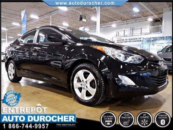 2012 Hyundai Elantra AUTOMATIQUE - AIR CLIMATISÉ - TOIT OUVRANT