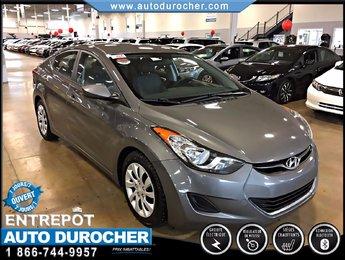 Hyundai Elantra TOUT ÉQUIPÉ SIÈGES CHAUFFANTS 2013