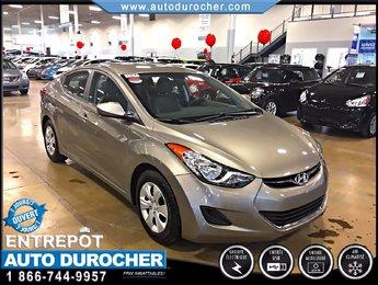 Hyundai Elantra L AUTOMATIQUE TOUT ÉQUIPÉ AIR CLIMATISÉ 2013