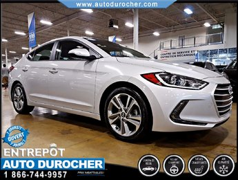 Hyundai Elantra AUTOMATIQUE - AIR CLIMATISÉ - CAMÉRA DE RECUL 2017