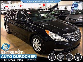 Hyundai Sonata GLS TOUT ÉQUIPÉ TOIT OUVRANT BLUETOOTH 2013