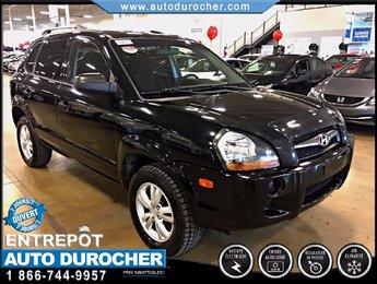 2009 Hyundai Tucson AUTOMATIQUE TOUT ÉQUIPÉ AIR CLIMATISÉ