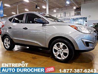 Hyundai Tucson L - AIR CLIMATISÉ - GROUPE ÉLECTRIQUE 2011