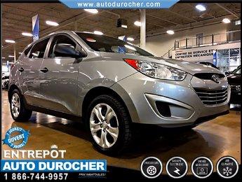 2012 Hyundai Tucson L - AUTOMATIQUE - AIR CLIMATISÉ
